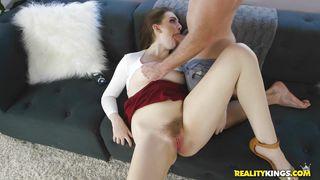 Beautiful Maya With Hairy Pussy