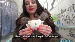 Fake Hub-Street Babe Gets Cash For A Blowjob PornZek.Com