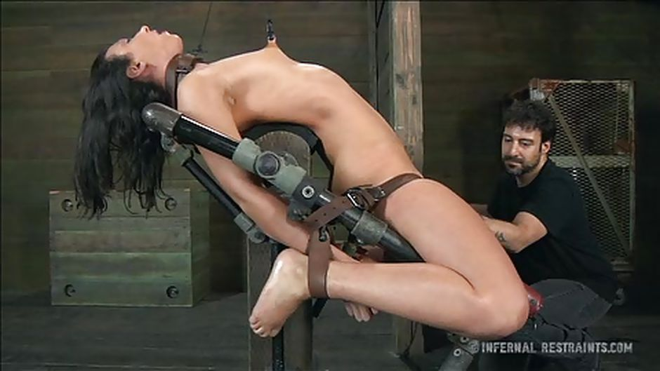 chick stripping hot sex porn torture