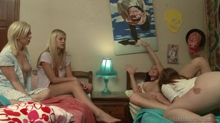Lesbians In A Room  Wet For Women #01