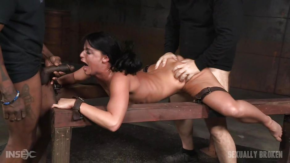 Rough pussy creampie punish first time 6