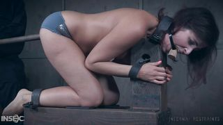 Infernal Restraints-Helena Price Gets Chained Up And Dominated Extremely PornZek.Com