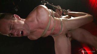 Trenton Makes Bj His Sex Slave