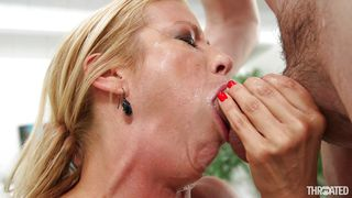 Cock Hungry Milf Can't Get Enough