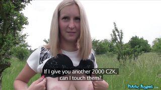 Fake Hub-Silvia Dellai Cheats Her Boyfriend For Money PornZek.Com