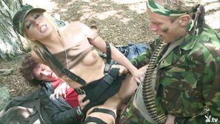 Blonde Loves The Army  Parodies Season 1, Ep. 60