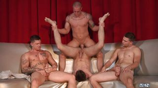 Sexy Gay Boys Love To Fuck Together