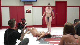 How To Do Kinky Wrestling