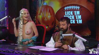 Andrea Gives A Treat For Halloween  Season 16 Ep. 750