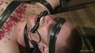 Gay Sex Slave Experiences Pain And Pleasure