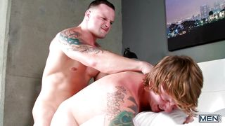 Hot Guy Gets Some Gay Anal Action