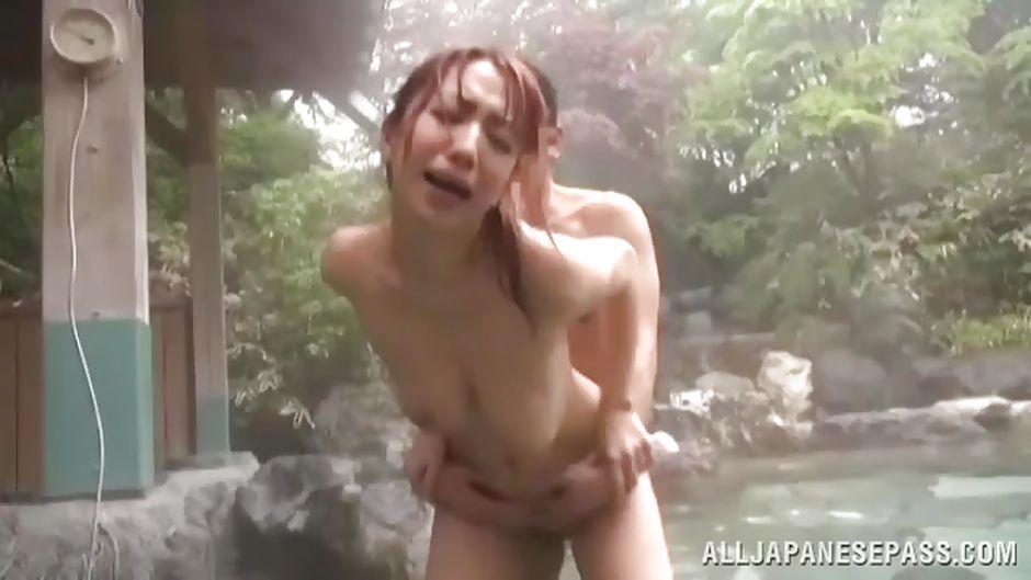 Water in fucking girl