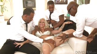 Holly Gets Fucked Hard  Blacked Out #03