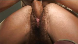 Thick Cock In A Hairy Pussy