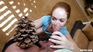 Redhead Has A Cock Fixation