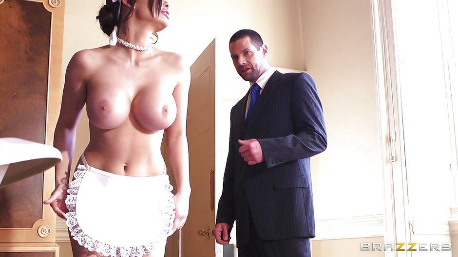Big Tit Bondage Gangbang