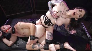 Fucked By My Transsexual Mistress