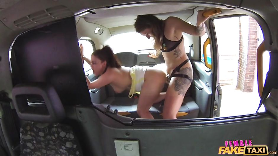 Female Fake Taxi Black Cock