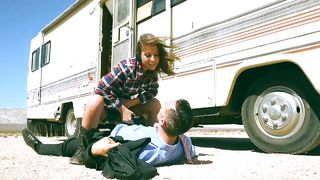 Babe Fucked In The Middle Of Nowhere