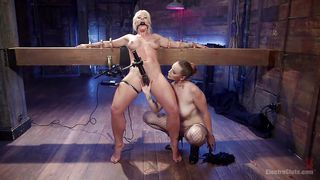 Naked Milf Gets Tied And Dominated
