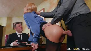 Blonde Milf Takes It Hard From Behind