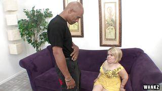 Blonde Midget Cunt Wants Cock