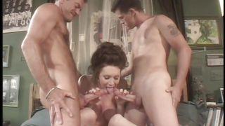 Classics Of Porn-A Classic Threesome Action PornZek.Com