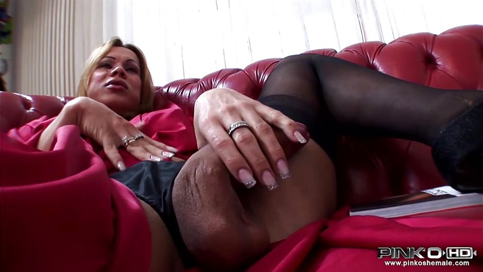 from Rudy brunette shemale movies