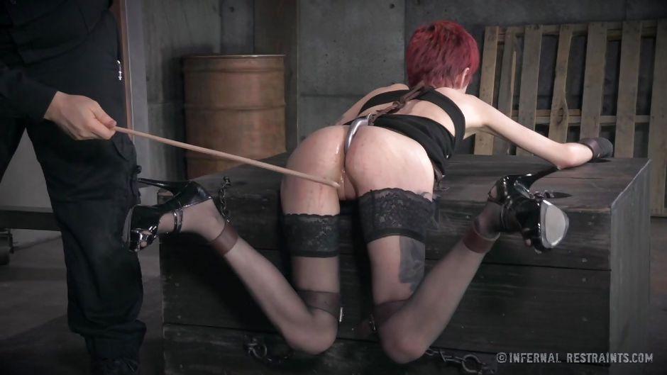 restraints ebony pegs Infernal
