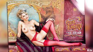 Sexy Blonde On Her Way To Stardom  Season 1 Ep. 28.