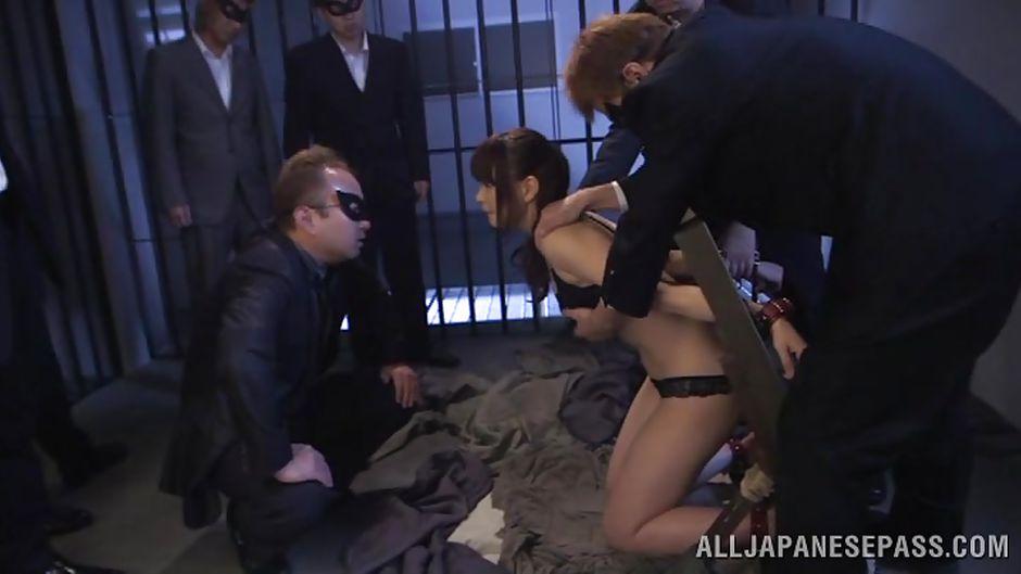 порно в японских тюрьмах - 14