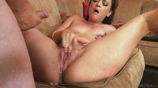 Pussy Juice Everywhere  The Squirting Housewives #03
