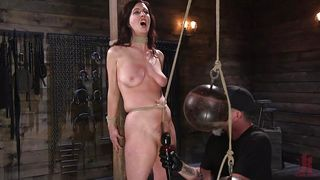 Breathtaking Bdsm Session