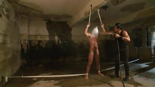 Andrew Tied Up And Tortured In The Basement