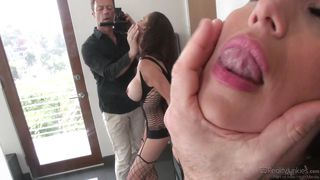Lucky Photographer Gets A Hot Milf  Rocco's Intimate Initiations