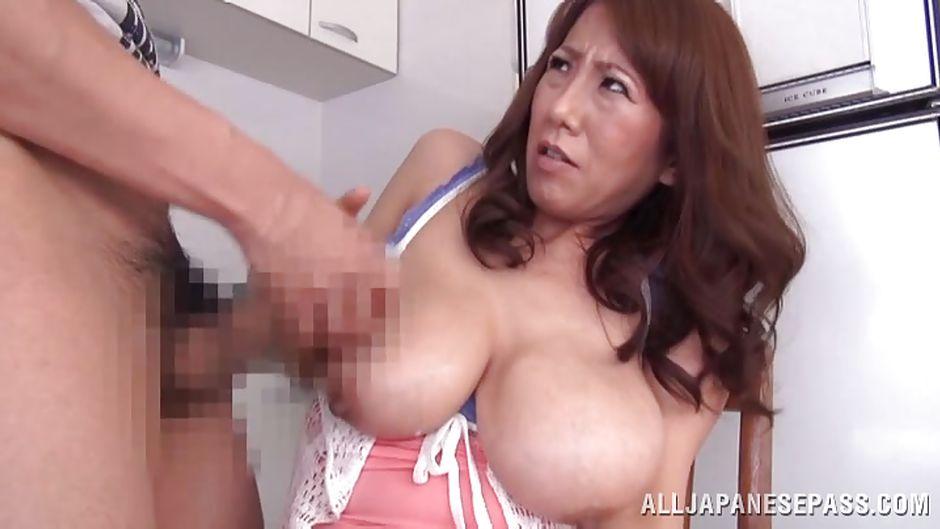 Petite Japanese Big Tits