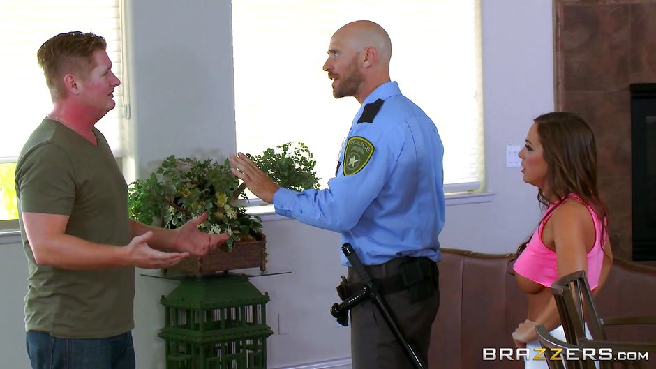 Brazzers Johnny Sins Threesome