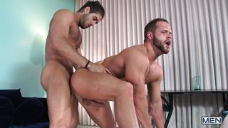 Two Lusty Men Get Dirty