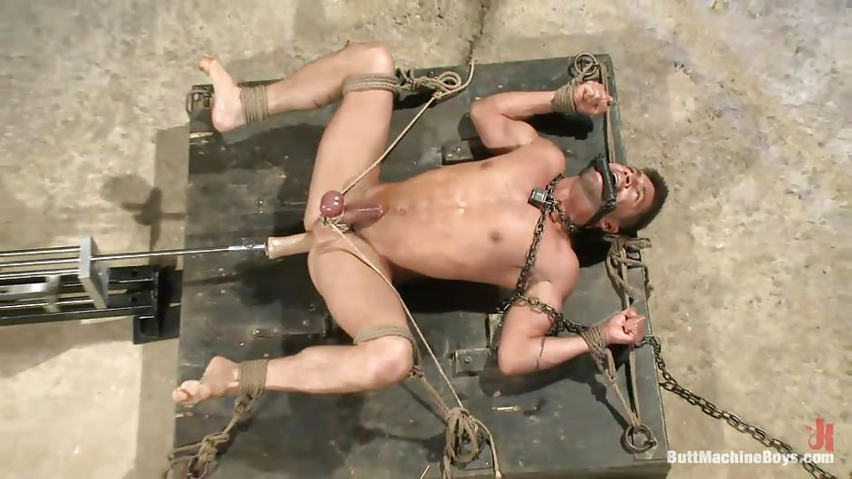 Straight men tied up in briefs gay hot jets