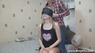 Lusty Nika Gets Tricked By Her Lover