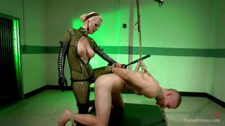 Discipline Time With Cherry