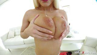 Virtual X Porn-Horny Virtual Reality Busty Babe PornZek.Com
