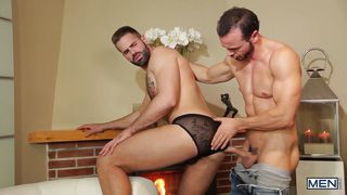 Naughty Tattooed Boy Gets Spoiled