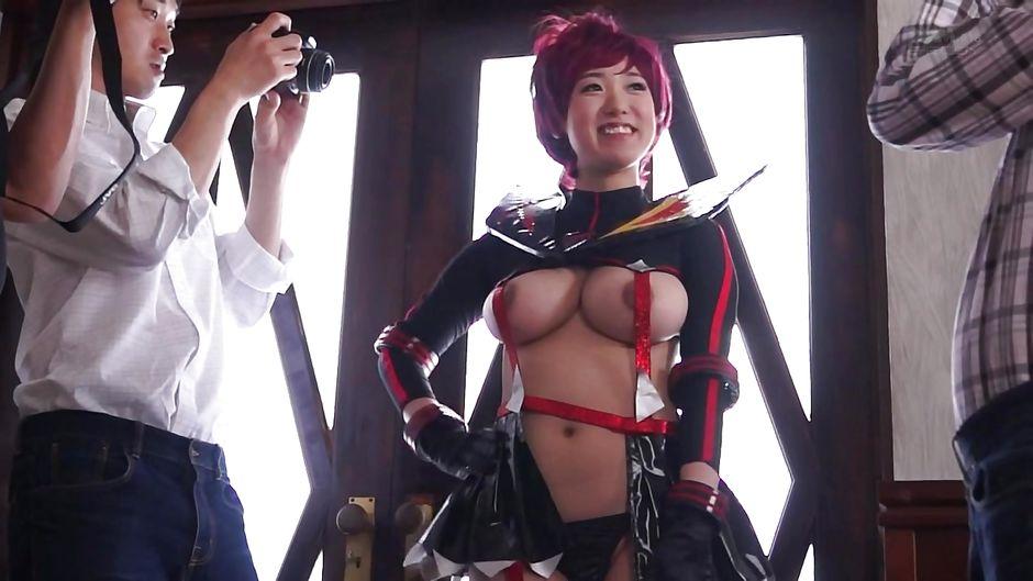 Ιαπωνικό cosplay πορνό κανάλι
