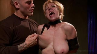 Slutty Darling Gets Awfully Mouth Fucked