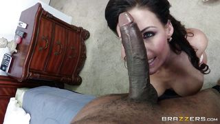 Big Enough To Stuff Her Mouth