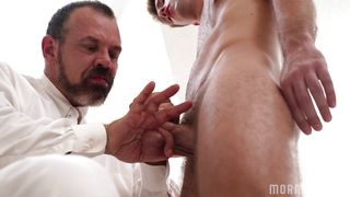 Blowjob From The Hairy Gay Mormon