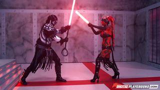 Good Training Leads To Good Rewards  Star Wars: One Sith- Xxx Parody