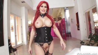 Stunning Savana Takes A Huge Cock In Her Ass  Big Tit Anal Milfs #02