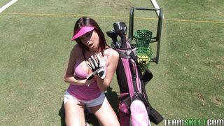 Carina Gives Up On Golf